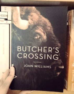 Butcher's crossing photo