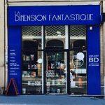 Paroles de libraires (2) – Guilaine Spagnol pour la librairie La Dimension Fantastique