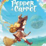 Chronique BD Jeunesse : Pepper et Carrot – Tome 1 – Potions d'envol