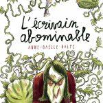 Chronique jeunesse : L'écrivain abominable