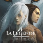 Chronique jeunesse : La légende des 4 – Tome 1 – Le clan des loups