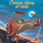 Chronique Jeunesse : Les Aérochats – Tome 1 – Comme chiens et chats