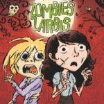 Chronique jeunesse : Zombies Zarbis – Tome 1 – Panique au cimetière !