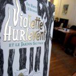 Actualité éditoriale : Lancement du phénomène Violette Hurlevent et le Jardin sauvage