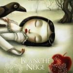 Actualité éditoriale : Le nouveau Benjamin Lacombe est une adaptation de Blanche-Neige et sort le 5 Novembre prochain !