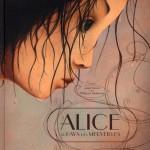 Actualité editoriale : Une nouvelle version d'Alice au pays des merveilles est sortie, et elle est signée Rebecca Dautremer !