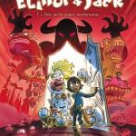 Chronique bd : Elinor et Jack – Tome 1 – Une porte super mystérieuse