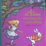 Chronique Jeunesse : Alice au pays des merveilles – un Pop-up aux éditions du Seuil par Sabuda.