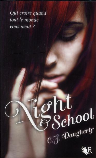 """Résultat de recherche d'images pour """"night school chronique"""""""