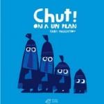 Actualité Jeunesse : Chris Haughton en tournée française pour son dernier album paru en France !
