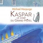 Chronique Jeunesse : Kaspar, le chat du Grand Hôtel