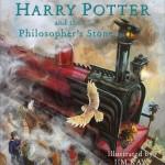 Actualité éditoriale : De nouvelles images pour Harry Potter à l'école des sorciers illustré par Jim Kay
