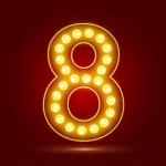 Les 8 ans de La Bibliothèque de Glow : Un exemplaire du roman Enfernité à gagner