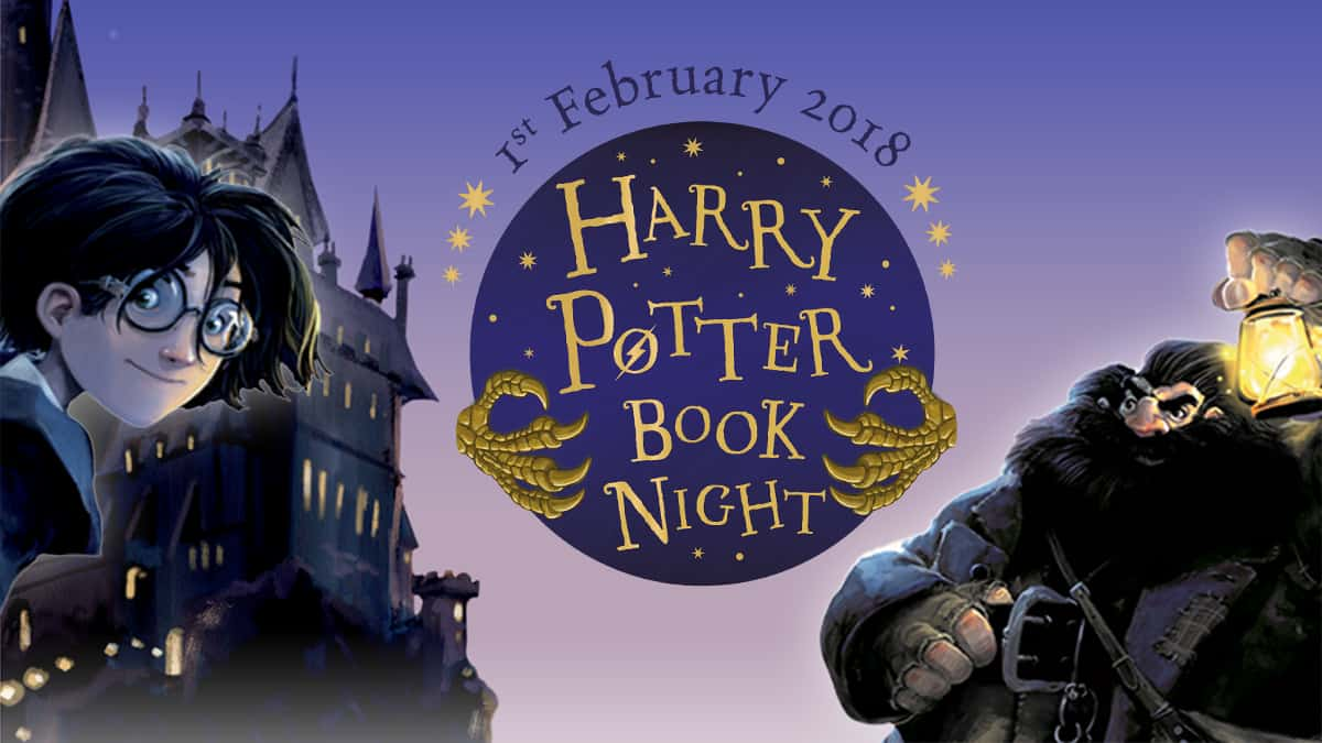 Actualité éditoriale : La Harry Potter Book Night est de