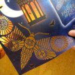 Actualité éditoriale : Un superbe kit de presse pour le lancement du Faiseur de Rêves chez Lumen