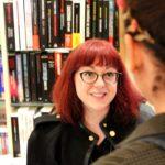 Dédicace : Les photos de la signature de V.E. Schwab à la librairie Fontaine Villiers