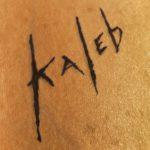 Chronique : Kaleb la trilogie