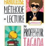 Chronique album jeunesse : La fabuleuse méthode du Professeur Tagada